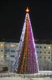 Año Nuevo - un día de fiesta. Fotos de archivo