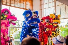 Año Nuevo vietnamita que viene del dragón asiático lunar del Año Nuevo Foto de archivo