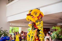 Año Nuevo vietnamita que viene del dragón asiático lunar del Año Nuevo Fotos de archivo libres de regalías