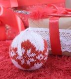 Año Nuevo y concepto de la Navidad Imagenes de archivo