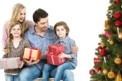Año Nuevo y la Navidad Fotografía de archivo