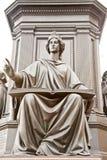 Año 1876. Pedestal del monumento a rey Frederick Augustus I Fotos de archivo libres de regalías