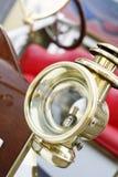 Año retro 1907 de Delaunay Belleville del coche del vintage hermoso Fotografía de archivo libre de regalías