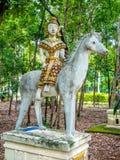 Año tailandés del zodiaco Foto de archivo libre de regalías