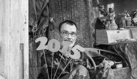 Año triste Fotografía de archivo libre de regalías