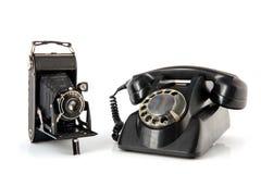 Años 50 de la nostalgia Foto de archivo