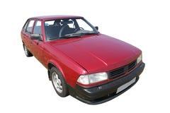 Años 80 rusos del coche de la vendimia Fotografía de archivo libre de regalías