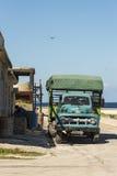 Años 50 Cuba del camión de Ford F1 Fotografía de archivo libre de regalías