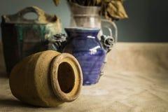 Años de la edad avanzada de la porcelana Fotografía de archivo