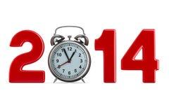 2014 Años Nuevos Imagen de archivo