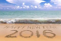 Años Nuevos 2016 Imágenes de archivo libres de regalías