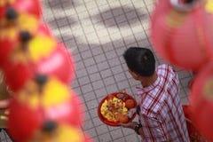2017 Años Nuevos chinos Fotos de archivo libres de regalías