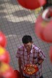 2017 Años Nuevos chinos Fotografía de archivo