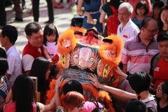2017 Años Nuevos chinos Imagen de archivo libre de regalías