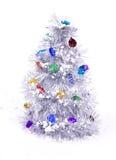Años Nuevos de árbol Foto de archivo libre de regalías