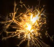 Años Nuevos de celebración Fotos de archivo