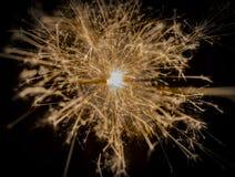 Años Nuevos de celebración Imagen de archivo
