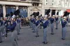 Años Nuevos de desfile del día en Londres. Imágenes de archivo libres de regalías