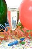 Años Nuevos de partido Foto de archivo libre de regalías