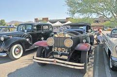 Años 20 Rolls Royce del rugido Foto de archivo libre de regalías