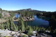 Aúlla el lago en Jefferson Wilderness Park Fotografía de archivo libre de regalías