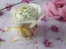Aún lifes coloridos con los pasteles Imagenes de archivo