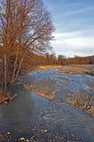 Aún río grande Imagenes de archivo