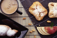 Aún vida apetitosa Imagen de archivo libre de regalías
