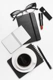 Aún vida blanco y negro Fotos de archivo libres de regalías