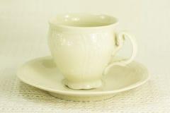 Aún-vida con el juego de té Imágenes de archivo libres de regalías