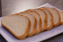 Aún-vida con el pan Foto de archivo libre de regalías