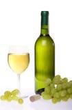 Aún-vida con el vino Imagenes de archivo