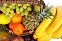 Aún-vida con las frutas Imágenes de archivo libres de regalías
