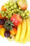 Aún-vida con las frutas Imagen de archivo libre de regalías