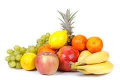 Aún-vida con las frutas Fotos de archivo