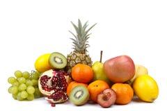 Aún-vida con las frutas Imagen de archivo