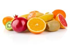Aún vida con sabor a fruta Imagen de archivo libre de regalías