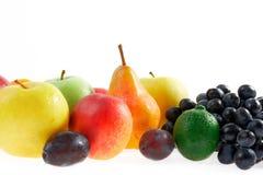 Aún-vida de frutas frescas Imágenes de archivo libres de regalías