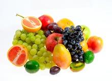 Aún-vida de frutas frescas Foto de archivo