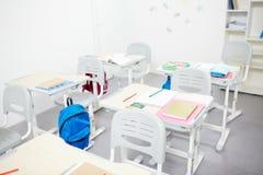 Aún-vida de la escuela Fotos de archivo libres de regalías