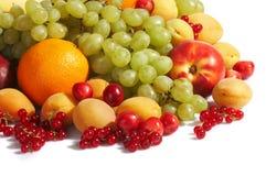 Aún-vida de la fruta. Fotografía de archivo