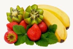 Aún-vida de la fruta Imágenes de archivo libres de regalías