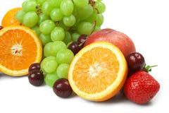 Aún-vida de la fruta fresca Fotografía de archivo