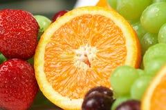 Aún-vida de la fruta fresca Fotos de archivo libres de regalías