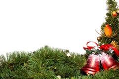 Aún-vida de la Navidad Fotografía de archivo