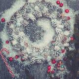 Aún-vida de la Navidad Fotos de archivo