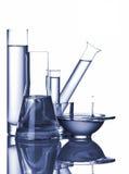 Aún-vida de la química Fotografía de archivo libre de regalías