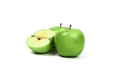 Aún-vida de las manzanas Fotografía de archivo libre de regalías