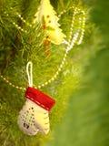 Aún-vida de Navidad Imagen de archivo