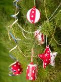 Aún-vida de Navidad Fotografía de archivo libre de regalías